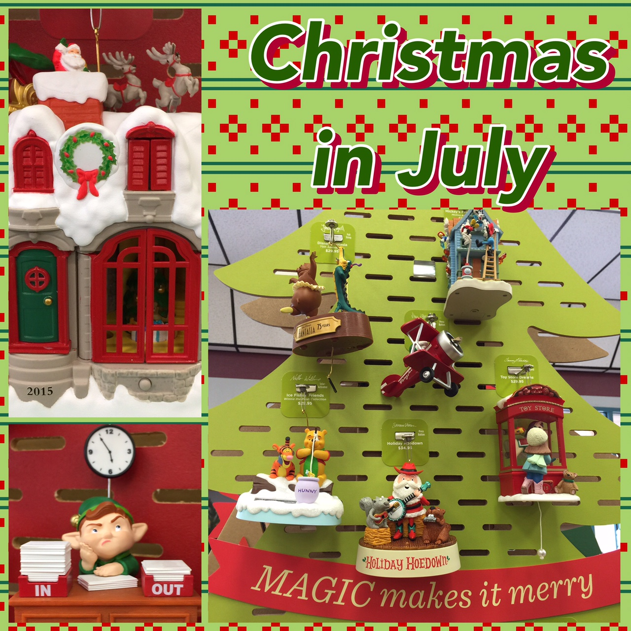 Christmas in July | LadyBug Blog